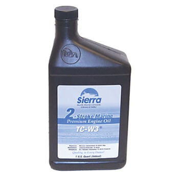 Sierra TC-W3 2-Cycle Engine Oil, Sierra Part #18-9500-2