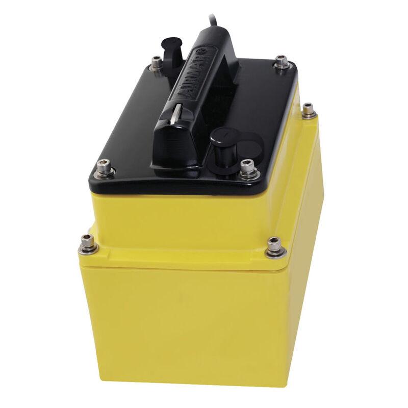 Garmin M265LH Plastic In-Hull Transducer image number 1