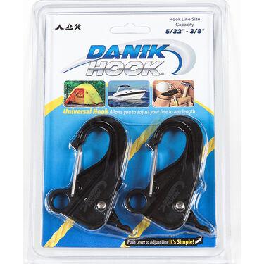 Danik Hook Universal Mini Hook, 2-Pack