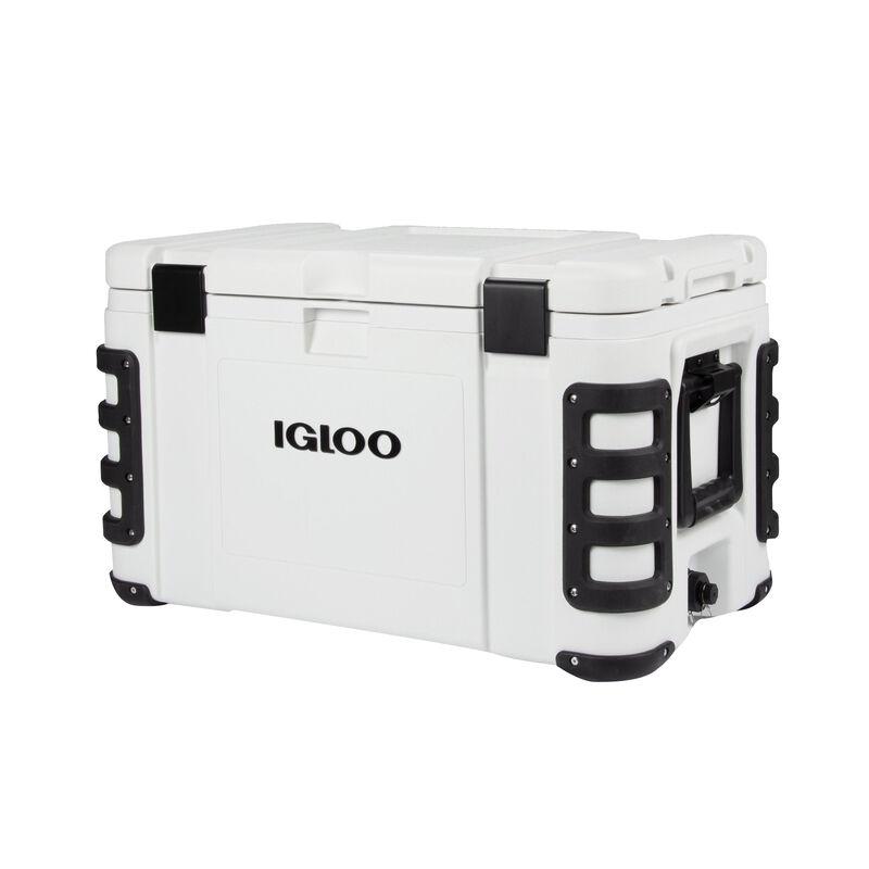 Igloo Leeward 50-Quart Cooler, White image number 1