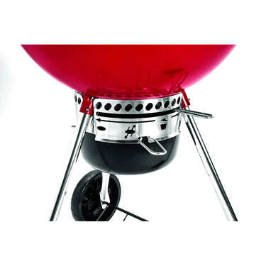 """Weber Original Kettle Premium Limited Edition Charcoal Grill, 22"""""""