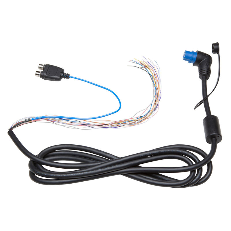 Garmin NMEA 0183/Audio Cable With Right Angle image number 1