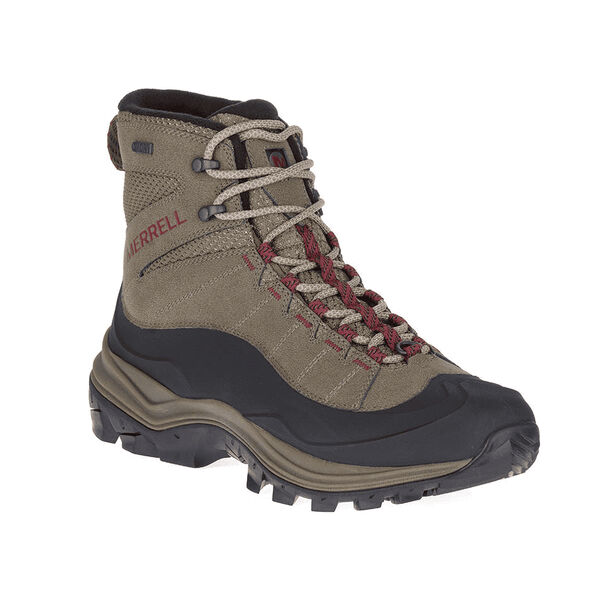 Merrell Men's Thermo Chill Shell Waterproof Mid Boot, Boulder