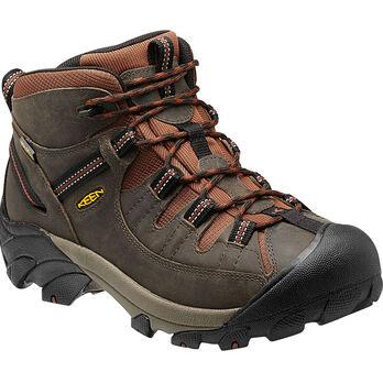 KEEN Men's Targhee II Waterproof Mid Hiking Boot