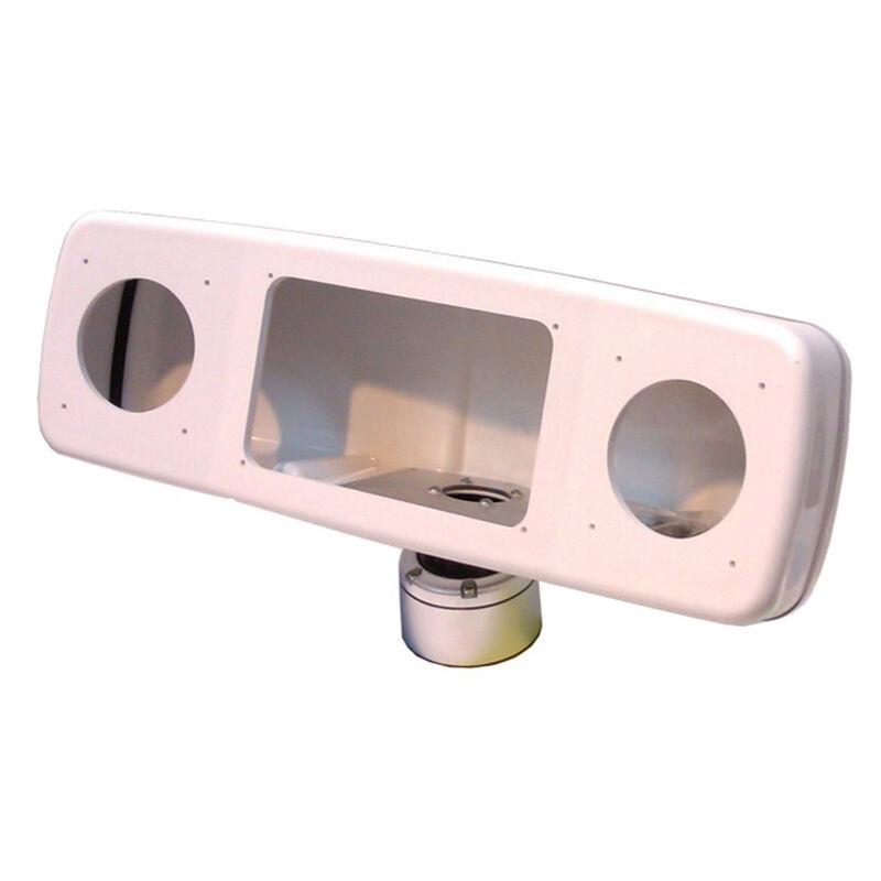 "Scanpod Deck Pod (Uncut) for 7"" or 8"" Display & 2 or 4 Instruments image number 1"