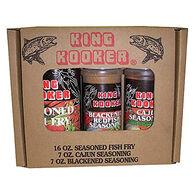 King Kooker Fish Seasonings Pack