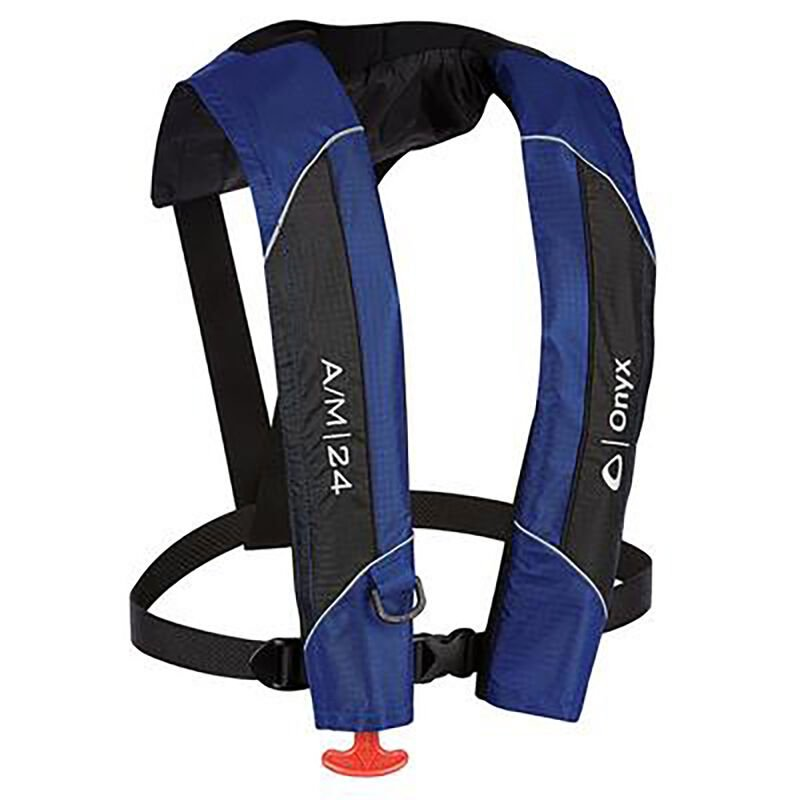 Onyx A/M-24 Auto/Manual Inflatable Life Jacket image number 1