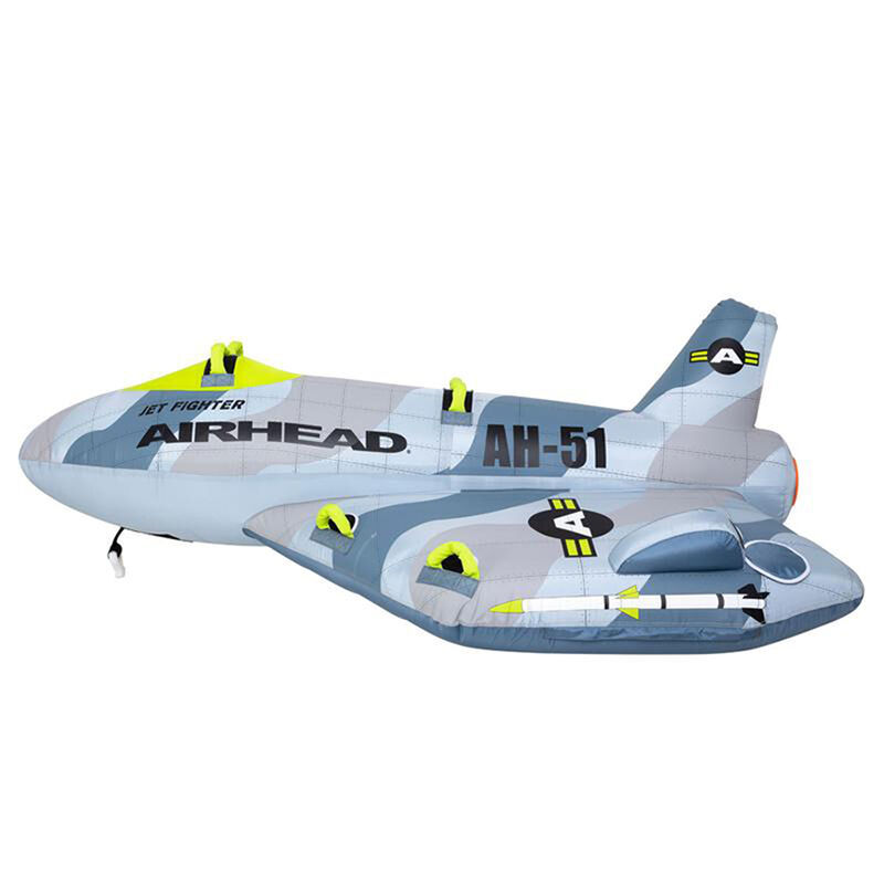 Airhead Jet Fighter 4-Person Towable Tube image number 6