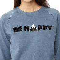 Tentree Women's Happy Crewneck Pullover