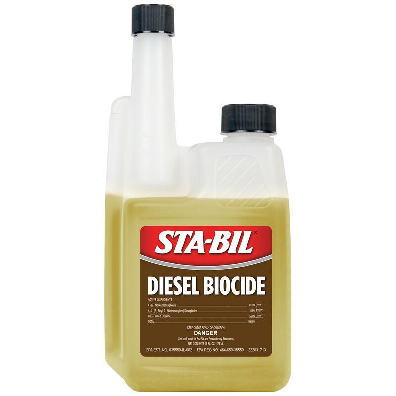 Sta-Bil Diesel Fuel Biocide Additive, 16 oz. image number 1
