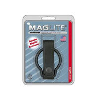 Maglite D-Cell Flashlight Belt Holder keeps your flashlight handy and secure.