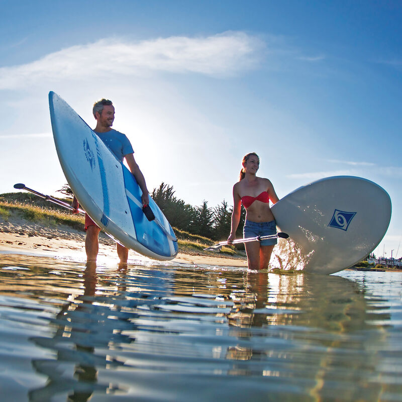 Bic Sport 10' Cross Stand-Up Paddleboard image number 4