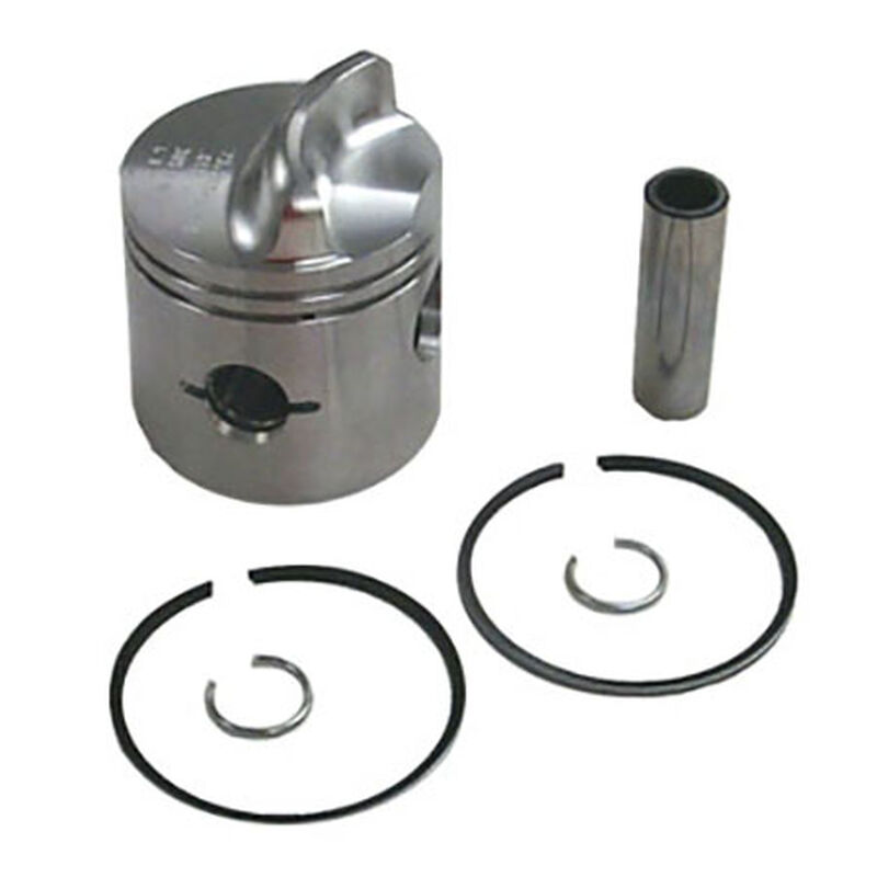 Sierra Piston Kit For Mercury Marine Engine, Sierra Part #18-4515 image number 1