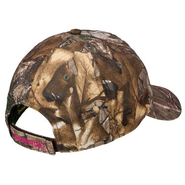 Browning Women's Trail Lite Camo Ball Cap - Realtree Xtra