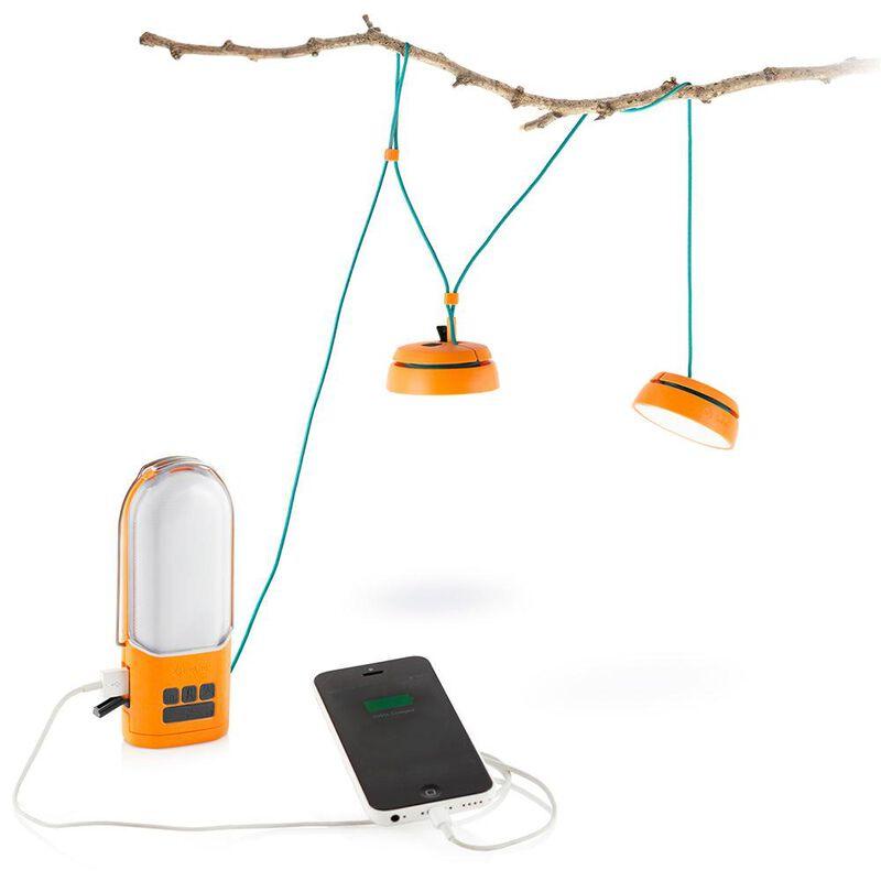 BioLite NanoGrid PowerLight LED Light and USB Charger Bundle image number 10