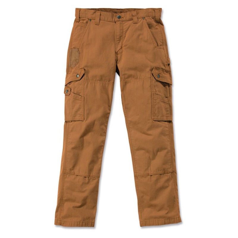 Carhartt Men's Relaxed Fit Double-Front Cargo Work Pant image number 14