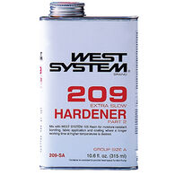 West System Extra Slow Hardener, .66 Pint