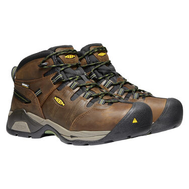 Keen Men's Detroit XT Waterproof Work Boot