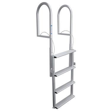 Dockmate Wide Step Dock Lift Ladder, 4-Step