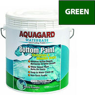 Aquaguard Waterbase Anti-Fouling Bottom Paint, Gallon, Green
