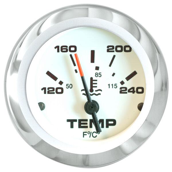 """Sierra Lido 2"""" Water Temperature Gauge, Sierra Part #65509P"""