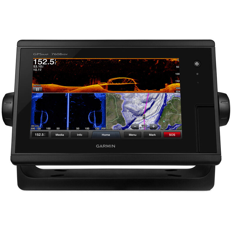 Garmin GPSMAP 7608XSV Chartplotter/Sounder image number 1