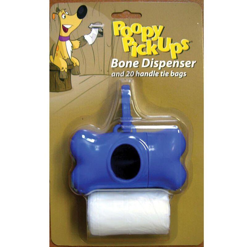 Bone Pet Waste Bag Dispenser image number 1