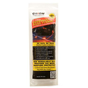 Safety Flares - 3 Pack