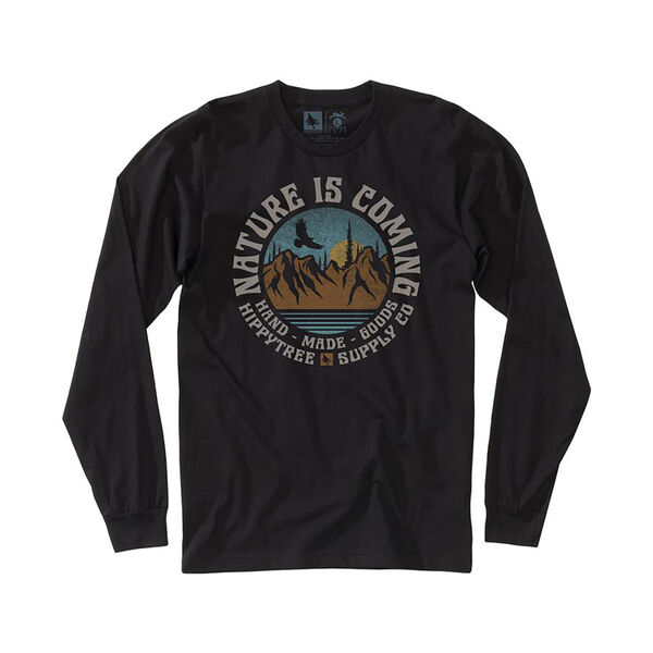 HippyTree Men's Olympia Long-Sleeve Tee