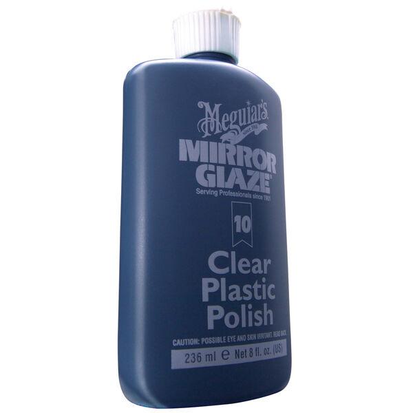 Meguiar's Plastic Polish, 8 oz.