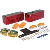 Optronics Waterproof Low-Profile Trailer Light Kit