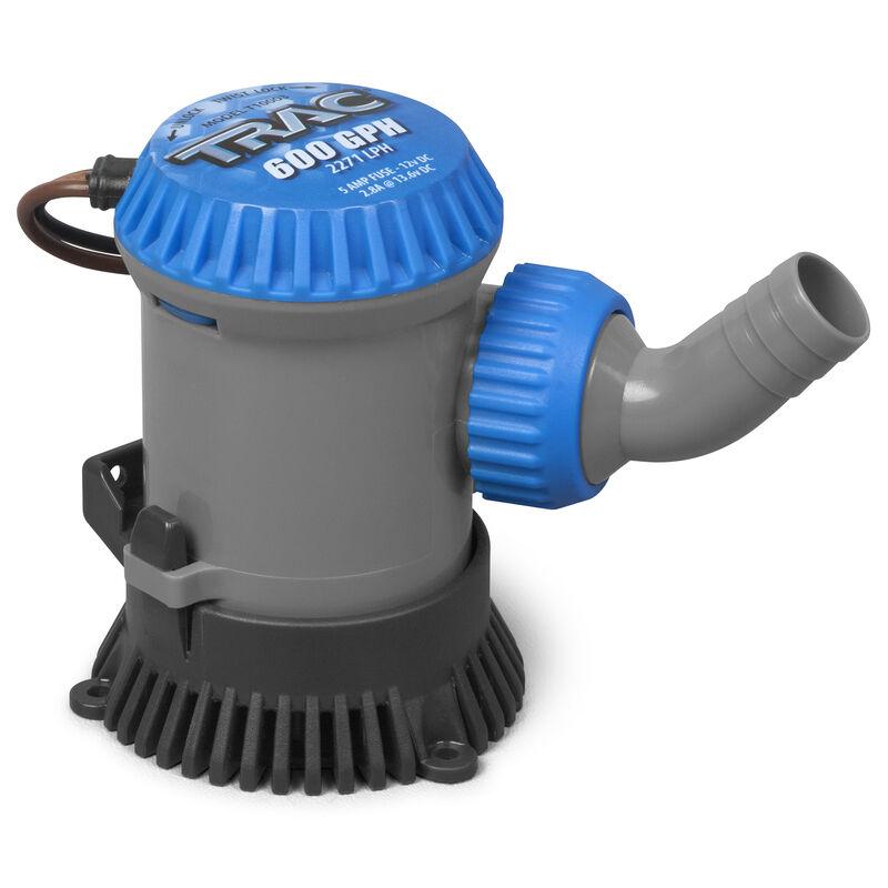 TRAC Submersible 600 GPH Bilge Pump image number 1