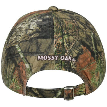 Mossy Oak Women's Camo Oak Cap