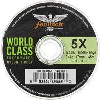 Fenwick World Class Freshwater Nylon Tippet
