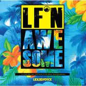 Liquid Force LF'N Awesome Blu-Ray Disc