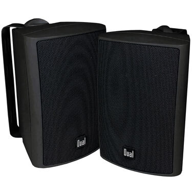 Dual LU Series 3-Way Indoor/Outdoor Speakers, LU43