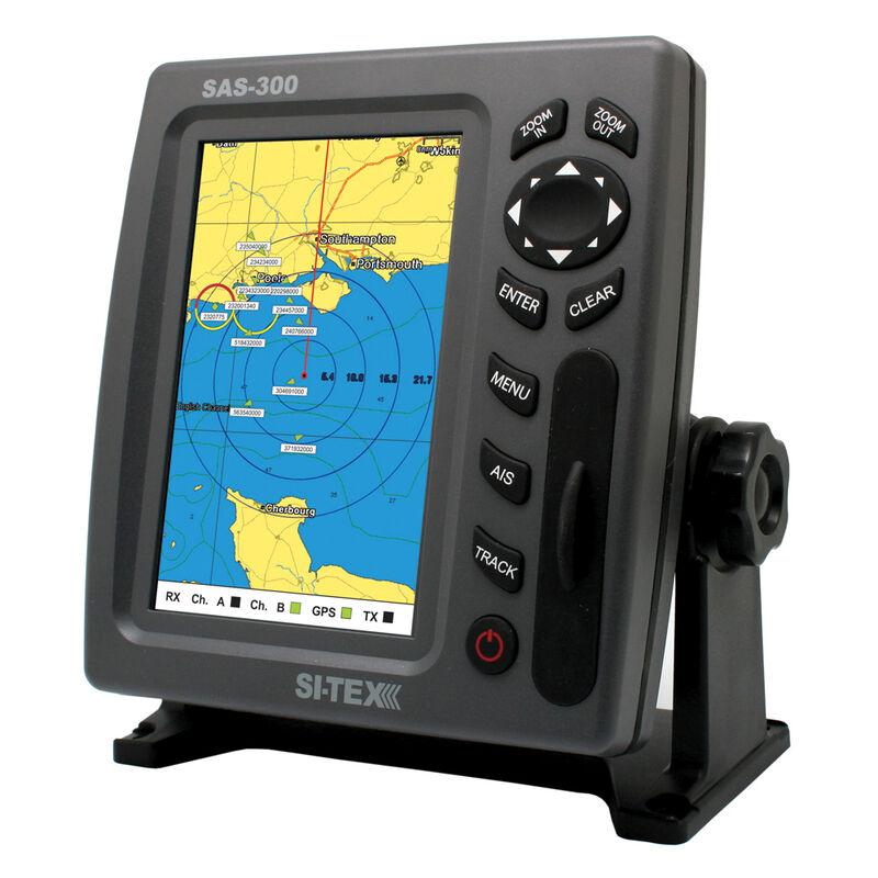 SI-TEX SAS-300 AIS Class B AIS Transceiver w/Internal GPS Antenna image number 1