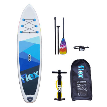 "FLEX 10'6"" Inflatable Stand-Up Paddleboard"