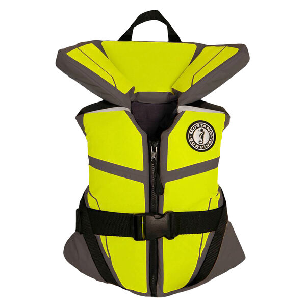 Mustang Lil' Legends 100 Youth Life Jacket, 50-90 lbs.