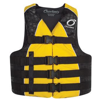 Overton's Men's 4-Buckle Nylon Vest