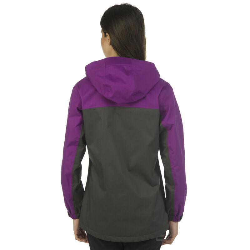 Ultimate Terrain Women's TecH2O Sheltered II Rain Jacket image number 20