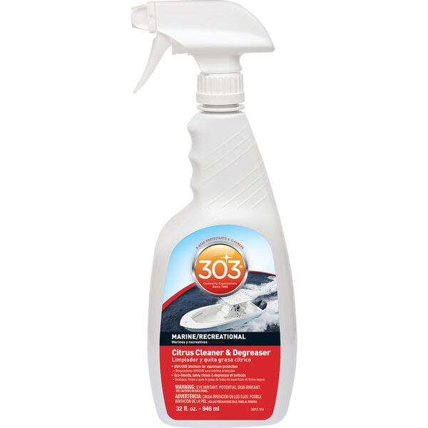 303 Citrus Cleaner And Degreaser, 32 oz.