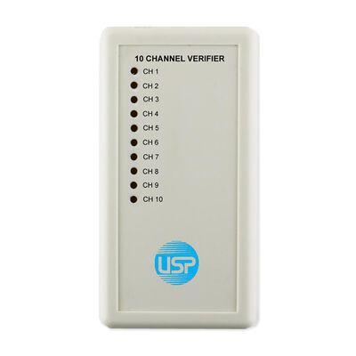 10 Channel Verifier