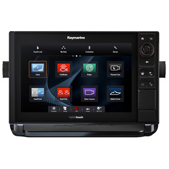 "Raymarine eS127 12.1"" MFD Combo w/ClearPulse Digital Sonar/N Amer Coasts + Lakes"