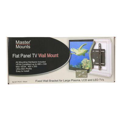 Fixed Flat TV Mount