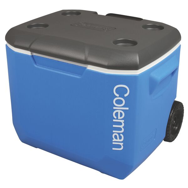 Coleman® 45 Quart Performance Wheeled Cooler