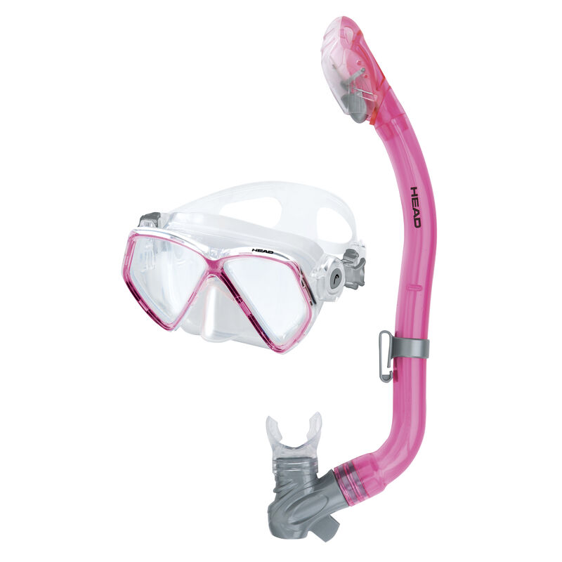 Head Pirate Dry Jr. Youth Snorkeling Set image number 1