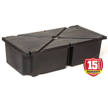 "Dockmate Float Drum, 24""H x 4' x 5'"