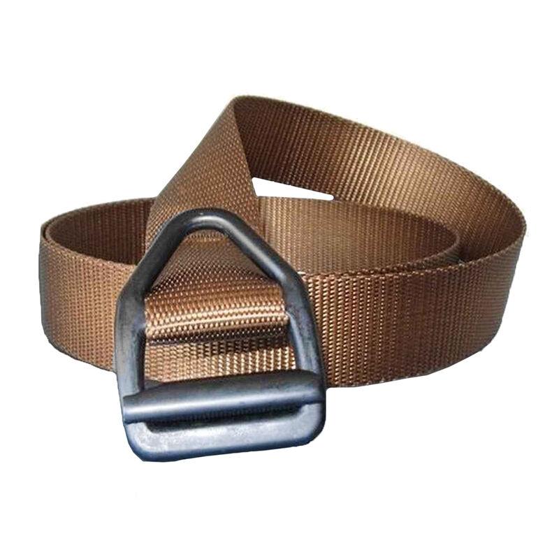 "Bison Men's Last Chance 1.5"" Light-Duty Belt with Gunmetal Buckle image number 5"