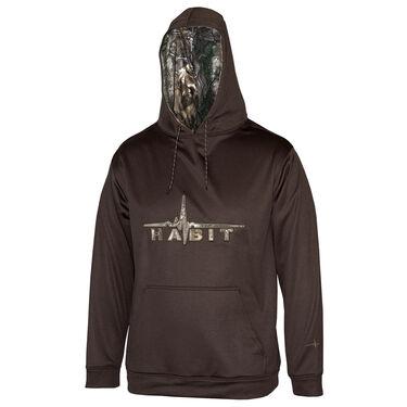 Habit Men's Logo Fleece Pullover Hoodie